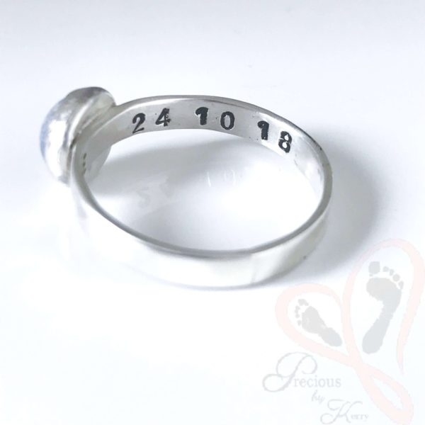 breast milk ring